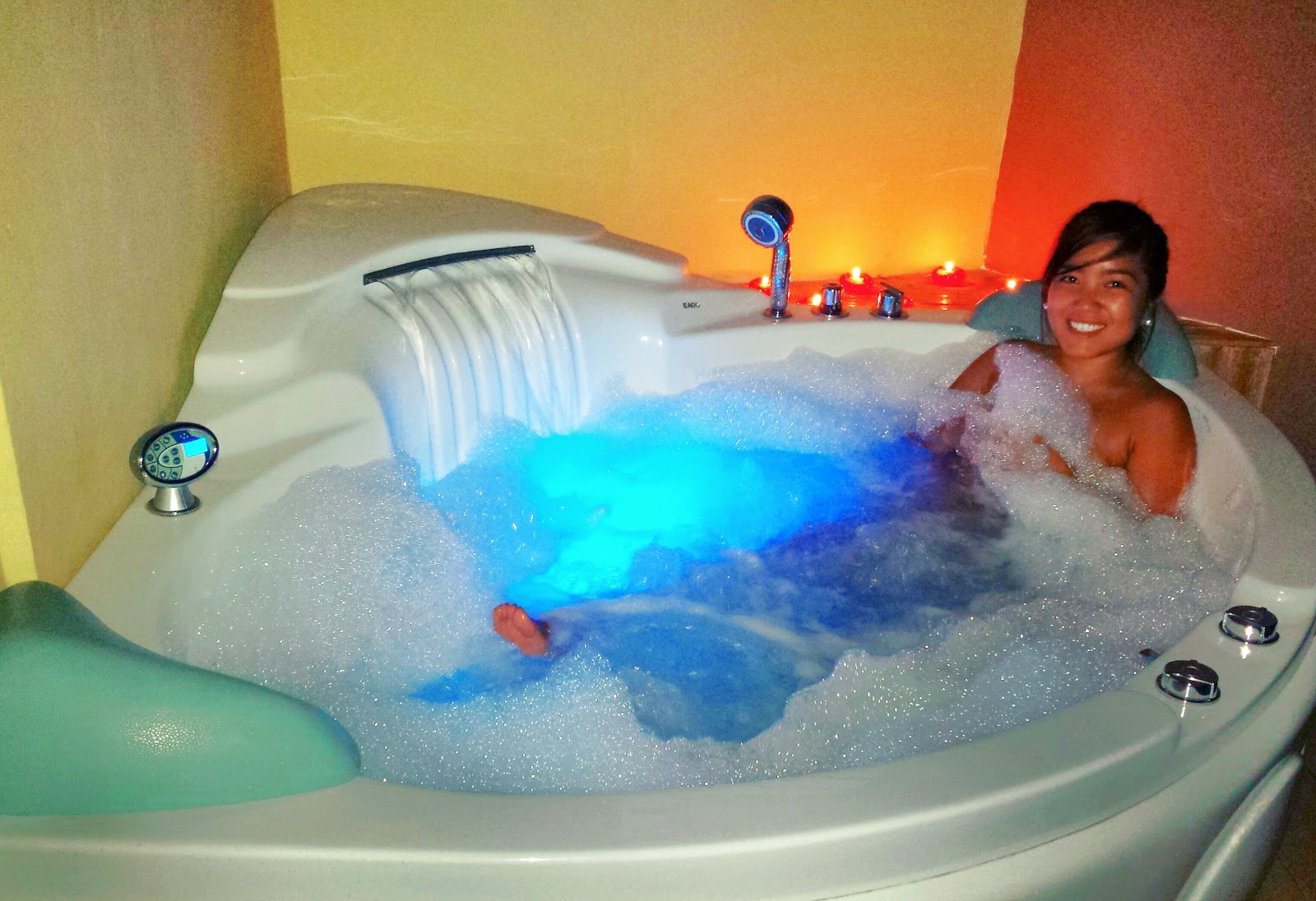 Couples Spa With Private Room
