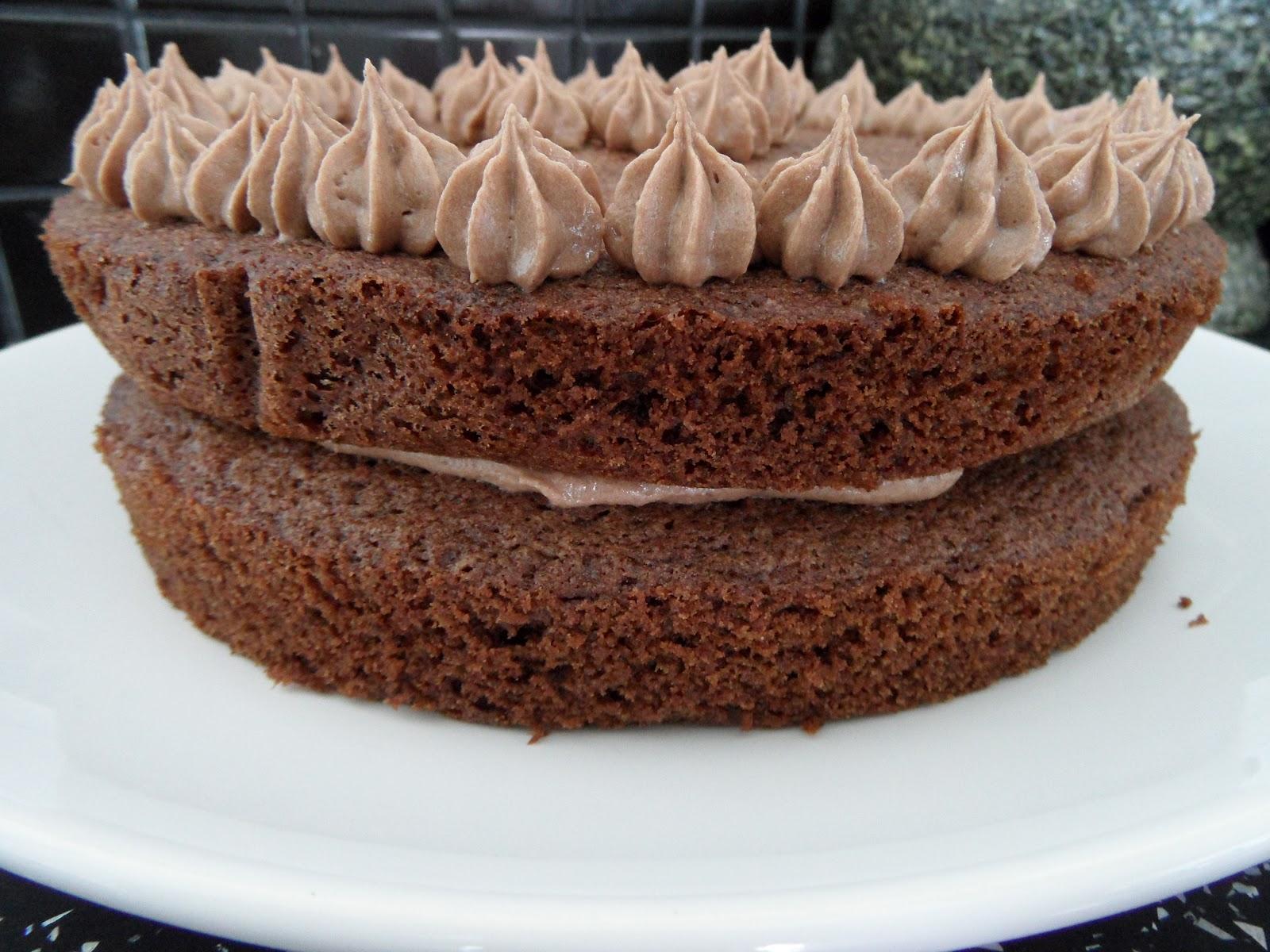 Craft with Cartwright: Gluten Free Everyday easy chocolate cake recipe