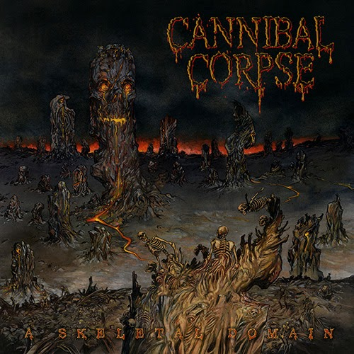 Cannibal Corpse Kills It on the Metal Charts; Releases New Music Video
