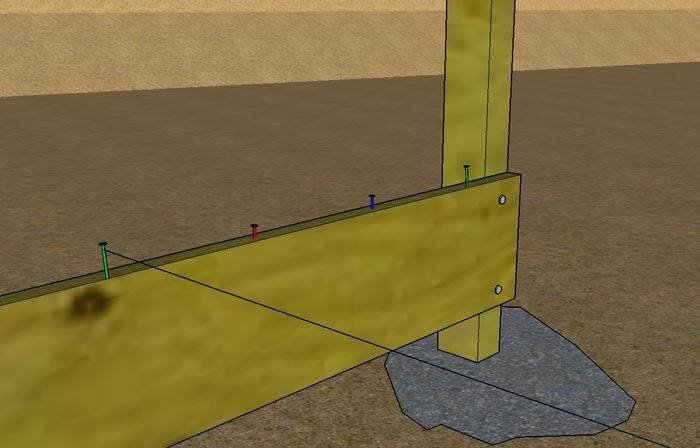 Ferraillage fondations explications for Dessin fondation maison