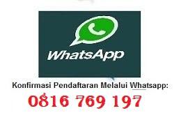 Layanan via Whatsapp