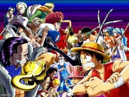 One Piece Movie 8 - One Piece Movie 8