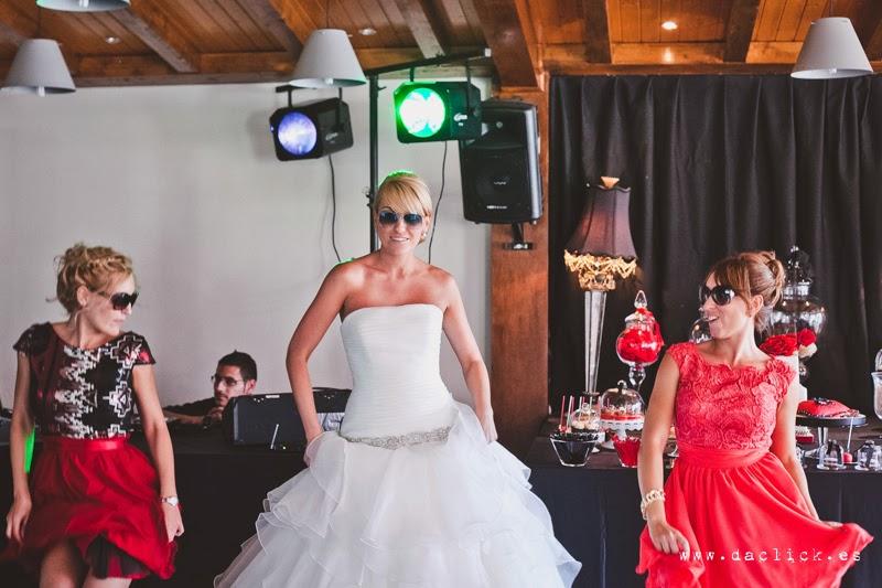coreografía de boda con chicas