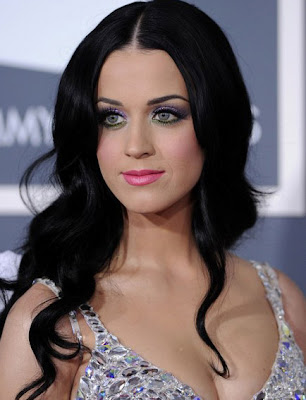 Katy Perry promotes hair styling brand