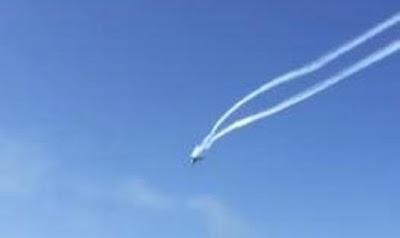 Συγκλονιστικό βίντεο: Σύγκρουση μικρών αεροσκαφών στην Ιταλία με έναν πιλότο νεκρό (