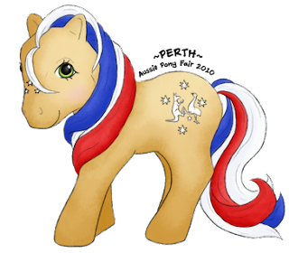 The 2011 Aussie Pony Fair has been announced: