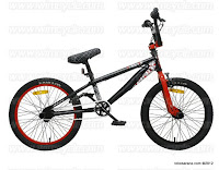 Sepeda BMX Wimcycle Reactor 20 Inci