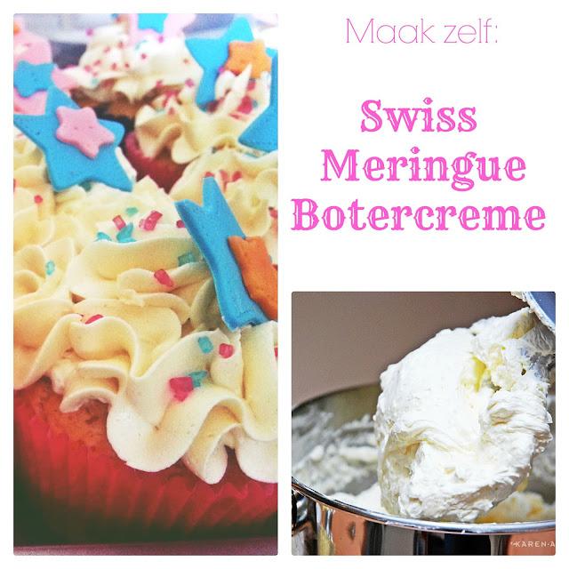 Beste botercreme recept voor taart