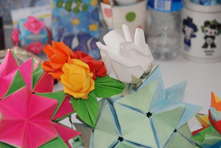 Everything origami origami revealed flower origami revealed flower mightylinksfo