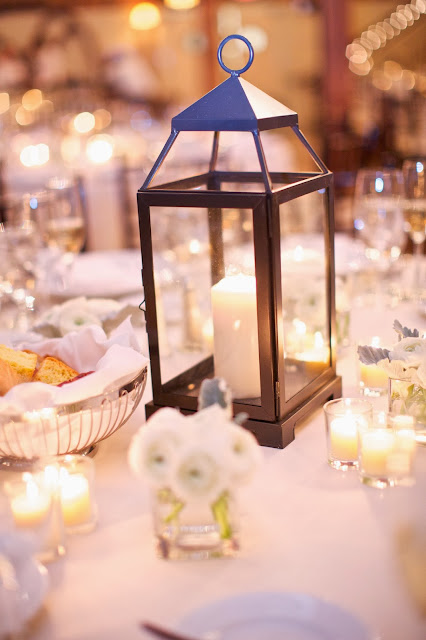 lanterns for centerpieces