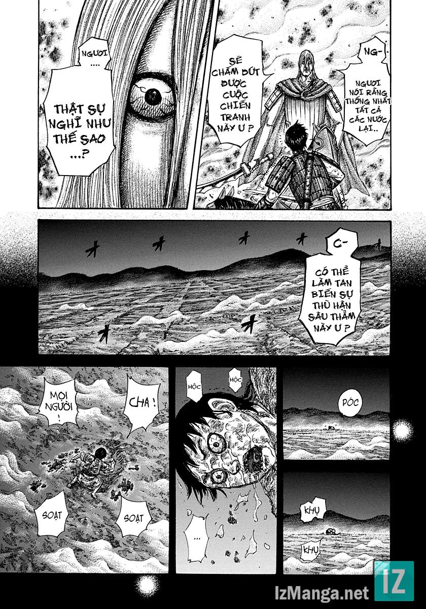 Kingdom – Vương Giả Thiên Hạ (Tổng Hợp) chap 287 page 13 - IZTruyenTranh.com