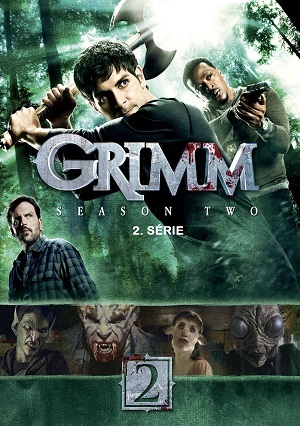 Grimm - Contos de Terror 2ª Temporada Séries Torrent Download capa