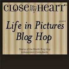 April Stamp of the Month Blog Hop