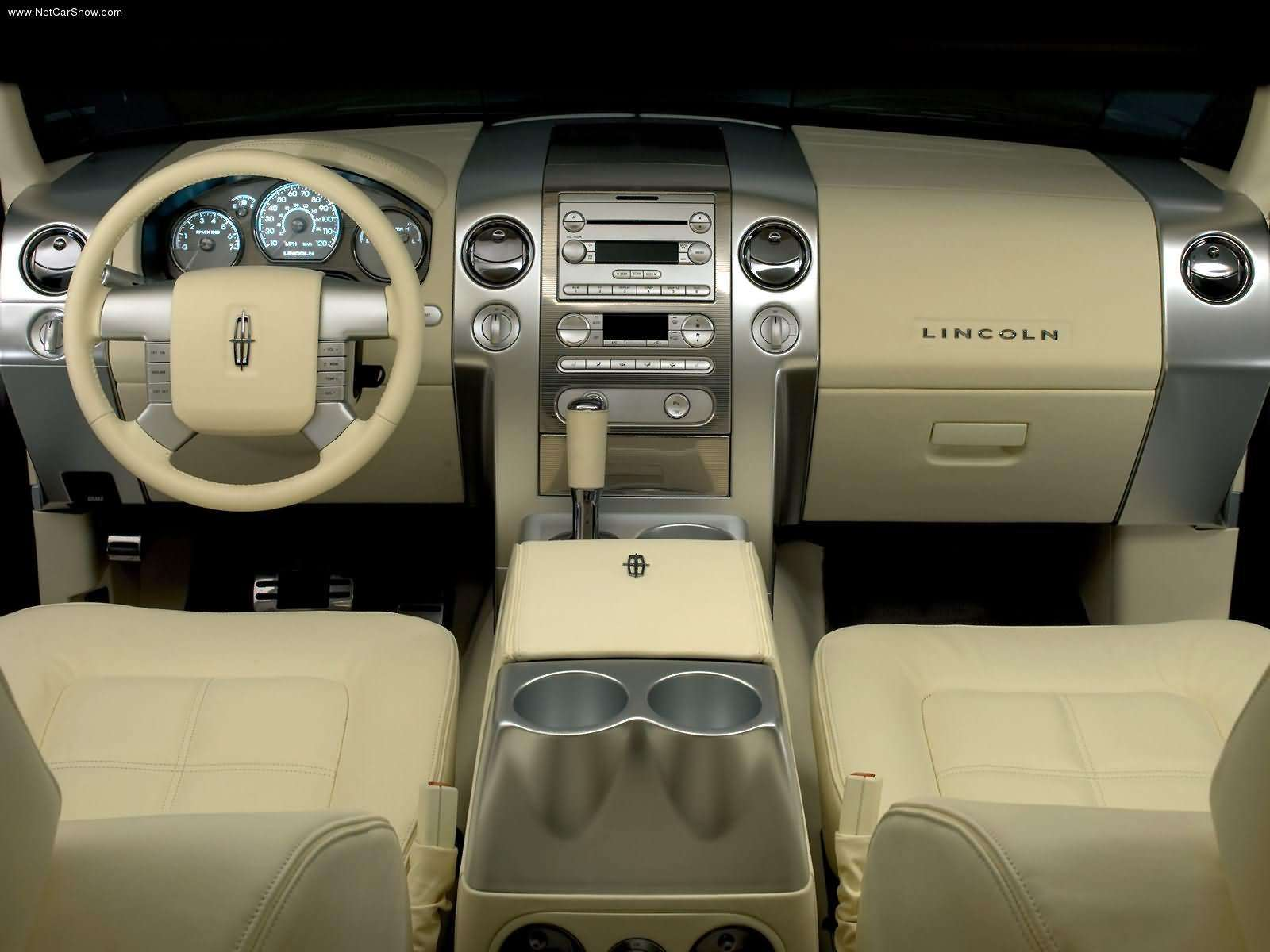 Hình ảnh xe ô tô Lincoln Mark LT 2006 & nội ngoại thất