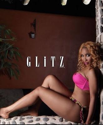 Check OutTonto Dikeh's hot bikini body in Glitz magazine