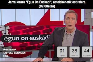 Egun on Euskadi ETB-1