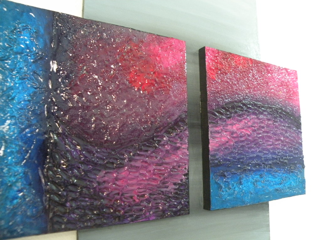 Saltapeixe cuadros deco cuadros abstractos - Cuadros modernos con texturas ...
