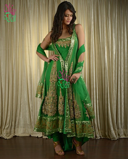 Anarkali-Umbrella-Churidar-Frock