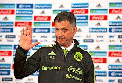 Nuevo director Tri Juan Carlos Osorio
