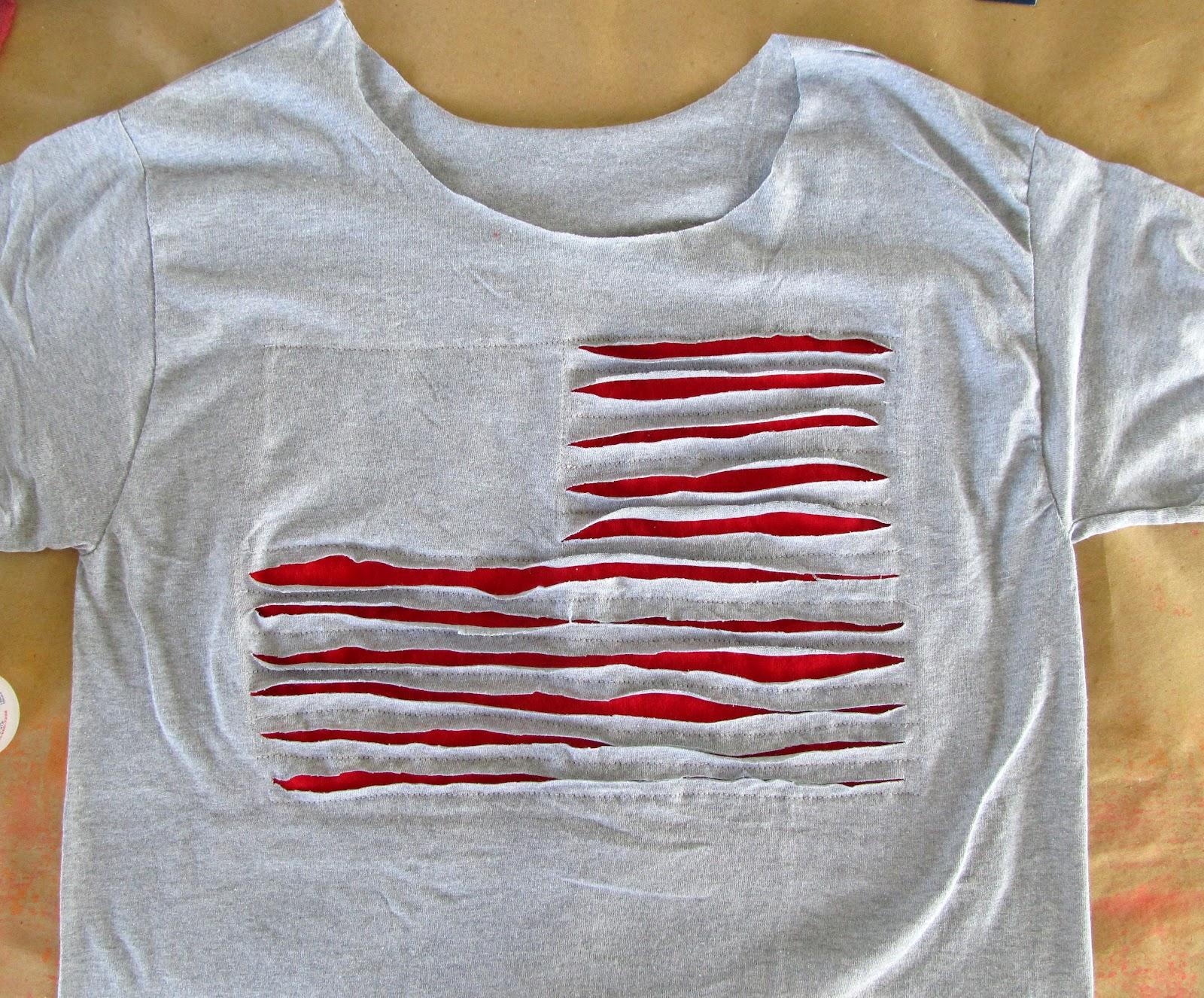 Как украсить футболку своими руками (76 фото варианты) 9