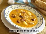 Fazuľová polievka s kyslou kapustou - recept