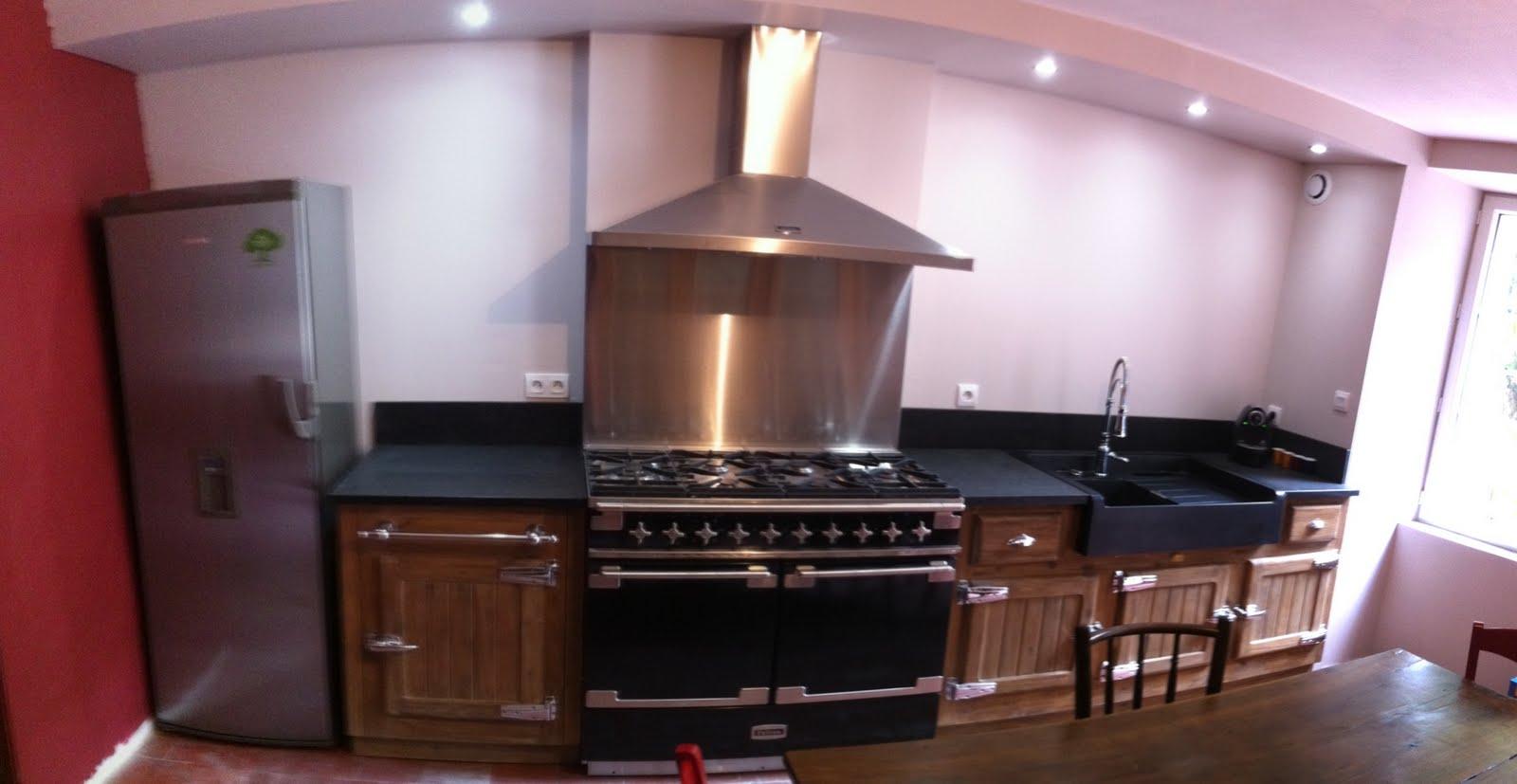 Elle est pas belle ma cuisine une maison retaper for Retaper une cuisine