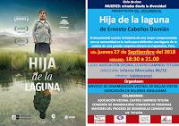 """Presentación del documental """"Hija de la laguna"""", de Ernesto Cabellos Damián"""