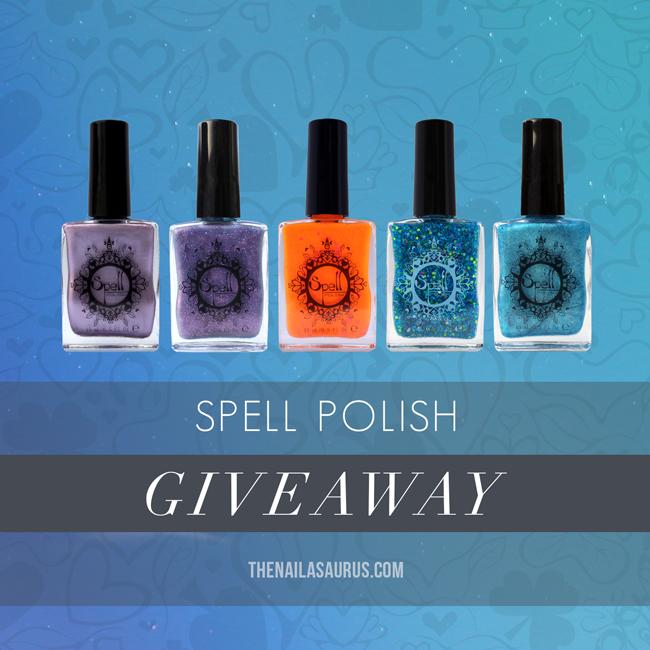 Spell Polish // Indie Nail Polish Giveaway