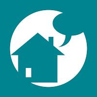 Logo da Casa Poliglota, elaborado por Leandro Amado.