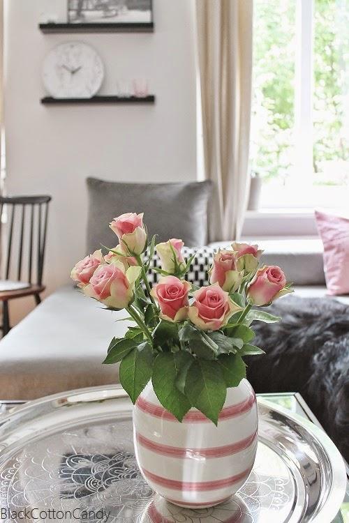 design : wohnzimmer grau altrosa ~ inspirierende bilder von ... - Wohnzimmer Rosa Grau