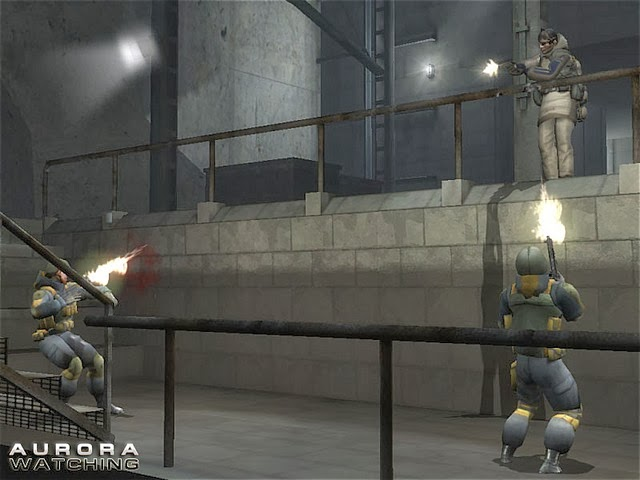 لعبة الاكشن والمهمات الخطيرة Aurora Watching كاملة حصريا تحميل مباشر Aurora+Watching+3