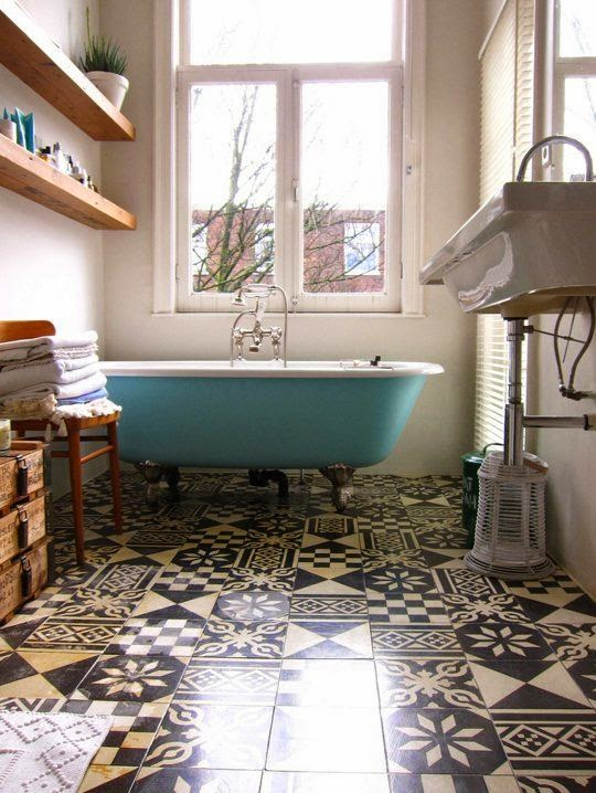 rolltop bath