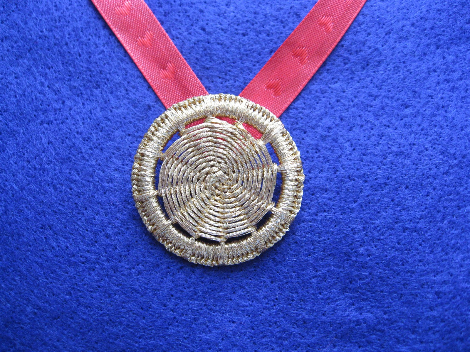 Dick Button Gold Medal