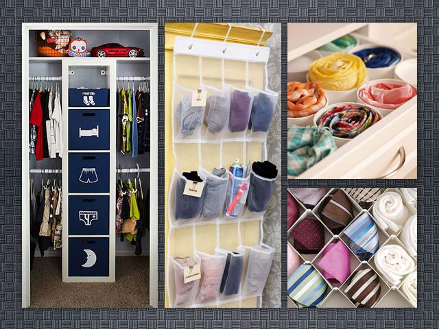 Armario De Ropa Interior : La yaya costurera tipos de armarios para organizar