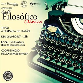 Café Filosófico Clínico em Porto Alegre/RS