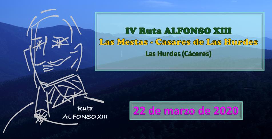 IVRuta Alfonso XIII 22-03-2020