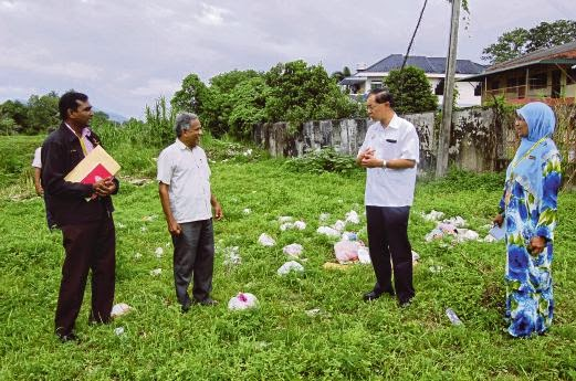 Illegal dumpsites make up 30% of mosquito breeding grounds in Perak