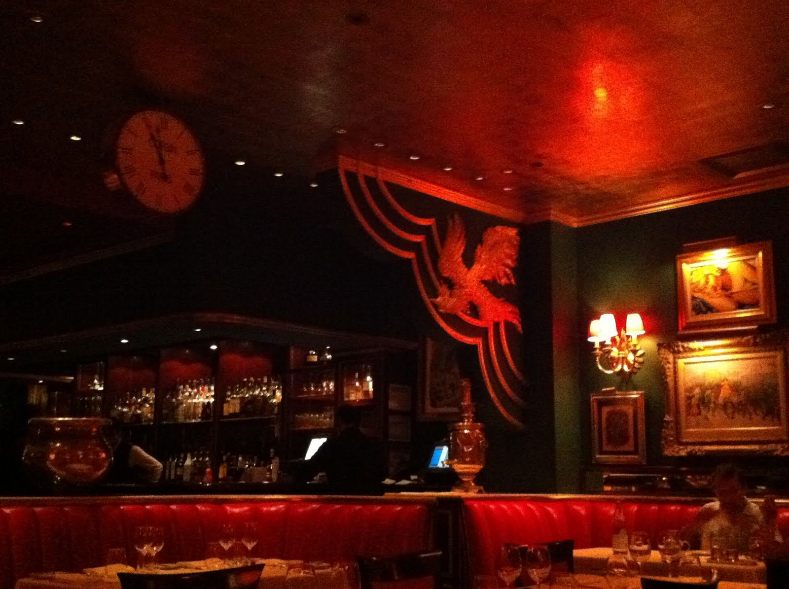 Tea Room Nyc Manhattan