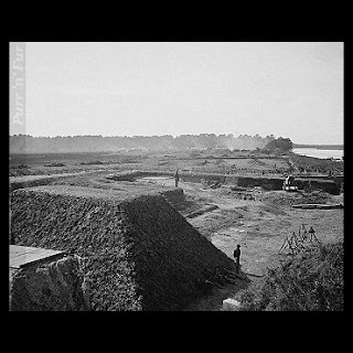 Fort McAllister, Earthen Defense 1864