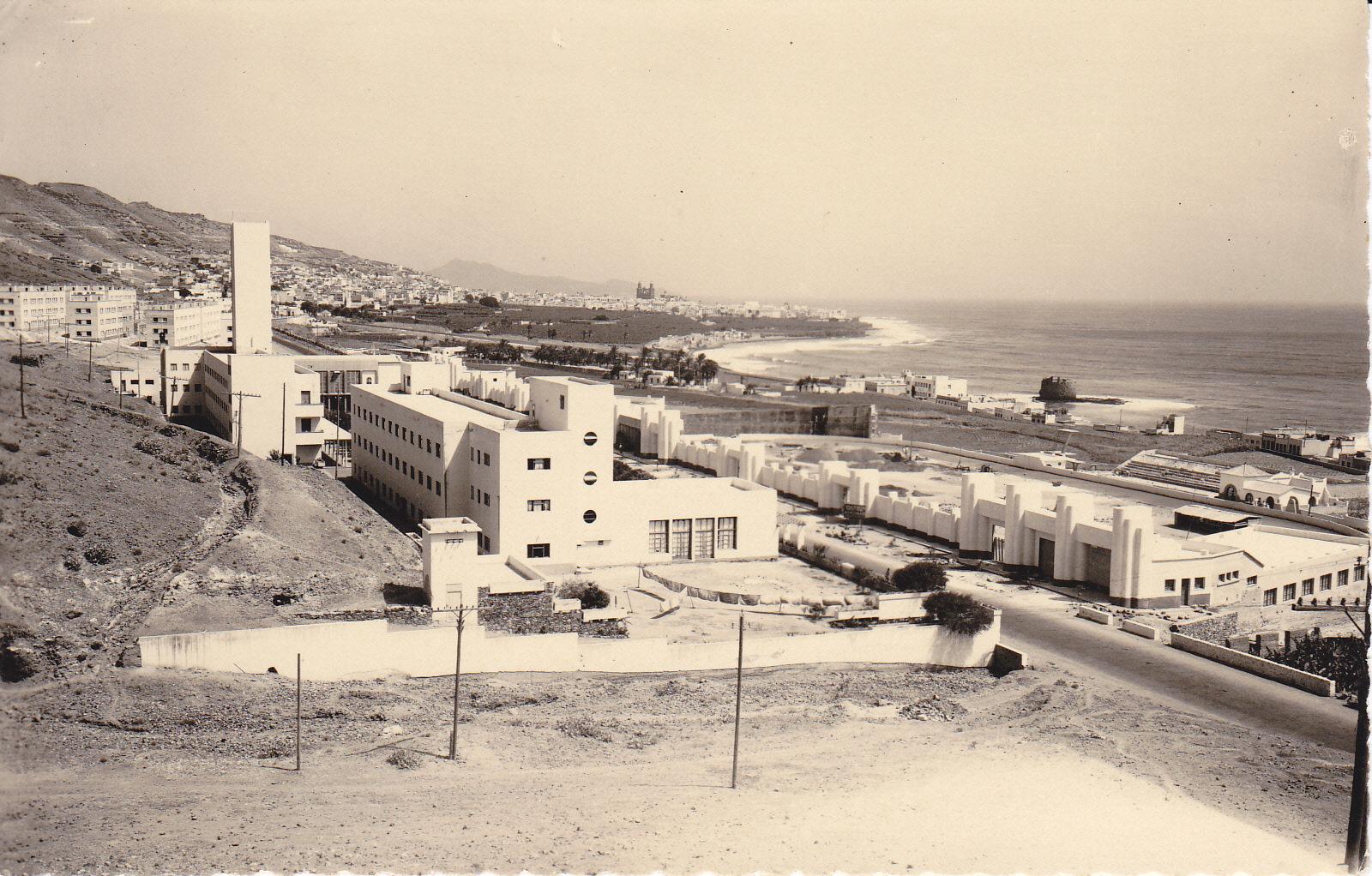 Postales inventadas making up postcards 929 las palmas de gran canaria casa del ni o - Apartamentos puerto rico las palmas ...