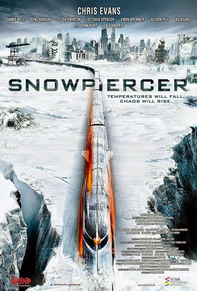 La película Snowpiercer ( Rompenieves )
