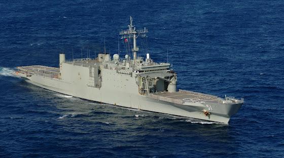 HMAS Kanimbla