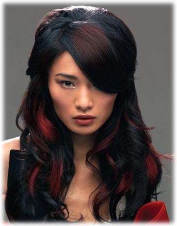 Black hair styles red and black hair color ideas so along with hair coloring it is also very crucial to think about hair care before dyeing following are some simple hair color ideas for black women urmus Gallery