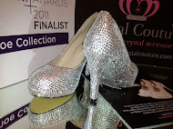 Wholesale Crystal Shoes with Crystal Soles