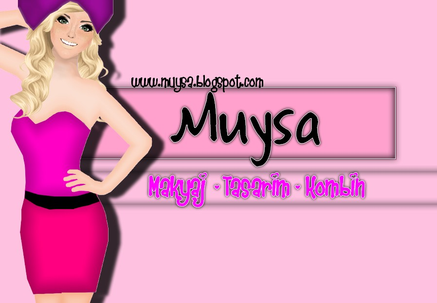 Muysa - Stardoll Makeup