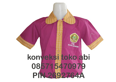 Pesan Seragam Sekolah di Jakarta Barat: Glodok, Keagungan, Krukut, Mangga Besar, Maphar, Pinangsia, Taman Sari, Tangki