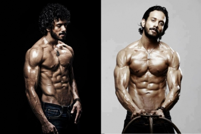 Actor bharath six pack abs hola amigo check out the below picturesazing right thecheapjerseys Images