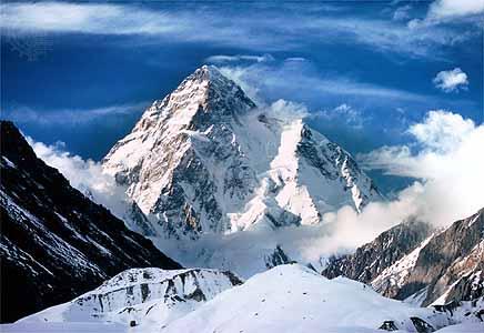 K2 Mountain Redmondpiee: K2