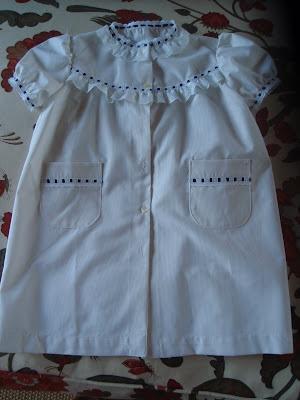 Camisones, pijamas y batas de niños Primavera-Verano 2011- Teresa Style