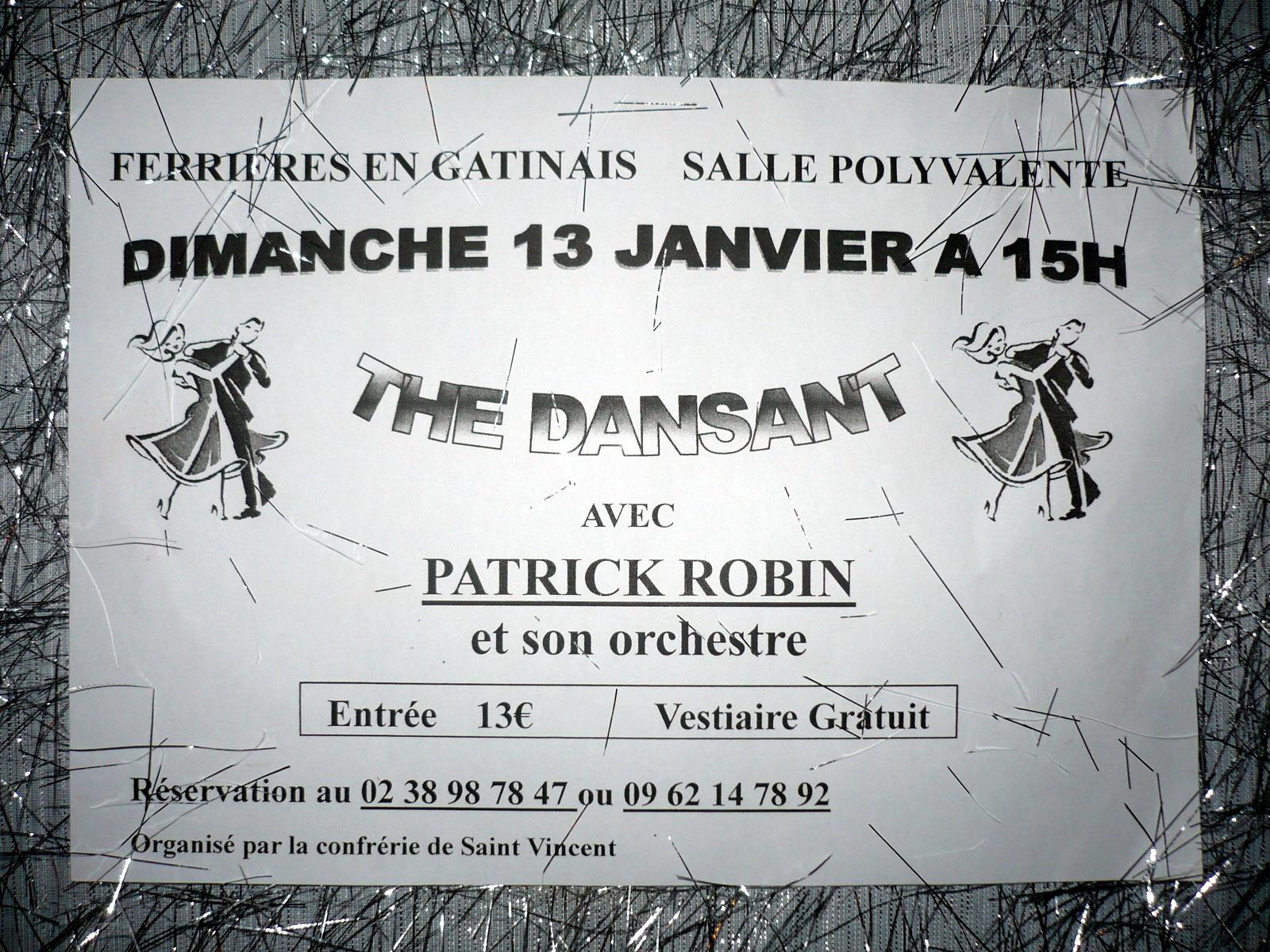 le de la danse de salon d 233 cembre 2012